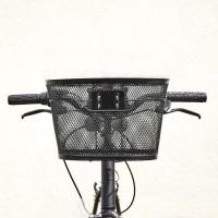 Keranjang Sepeda Rak Sepeda Anti Karat SET Tinggal Pasang UNIVERSAL