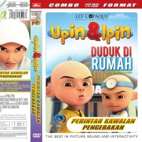 Kaset DVD Film Upin Ipin Animasi Movie Terbaru Film Baru