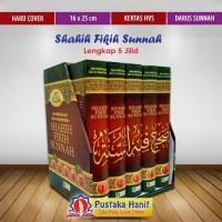Buku Shahih Fikih Sunnah Penjelasan Fikih Lengkap 5 Jilid