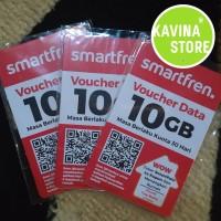 Voucher Smartfren 10GB