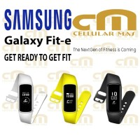 Smartwatch Samsung Galaxy Fit e ORIGINAL RESMI SAMSUNG