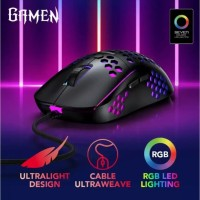 Mouse Gaming GAMEN GM 710 ( BLACK )
