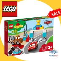 LEGO Duplo 10924 Lightning McQueen's Race Day Disney Pixar Mobil Main