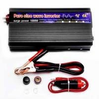 Pure Sine Wave Car Power Inverter DC 12V to AC220V 1000W PSW