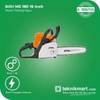 Mesin Potong Kayu / Gergaji / Chainsaw Stihl Ms 180 / 16