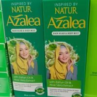 Natur Azalea Hair Hijab dan Body Mist 80 ml