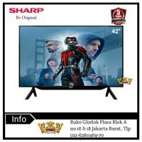 SHARP Led Digital Tv 42 inch 2T-C42BD1i