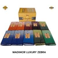 Wadimor Sarung Tenun Luxury Zebra GROSIR