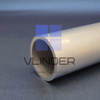 Pipa Aluminium OD 45.5 mm x ID 38 mm, t. 3.7 mm