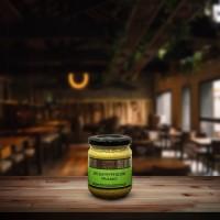 Clovis Green Peppercorn Mustard - Mustard Biji Merica Clovis - 200 gr