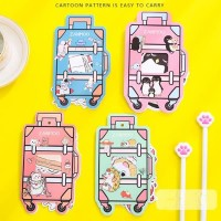 stiker kartun lucu stiker koper cute decorative sticker aar010