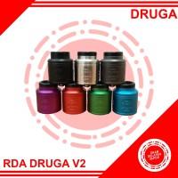 RDA DRUGA V2 RDA DRUGA BY AUGVAPE 24MM RDA AUTHENTIC