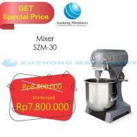 Mixer adonan SZM-30