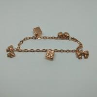 gelang emas 375 (g13 375)