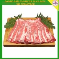 Shortplate/ beef slice/ US yoshinoya 500gr fc