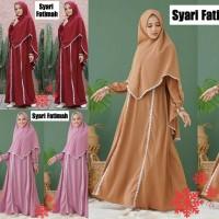 gamis syari fatimah 21 - pakaian muslim wanita