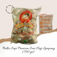 Bakso Sapi Sony Haji Lampung / Son Hajisony Lampung (750gr)