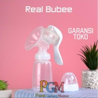 Pompa ASI Manual Real Bubee / Breast Pump