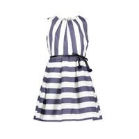 Mothercare Nono Girls sleeveless striped dress - 5-6 years
