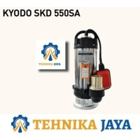 """Pompa Air Celup KYODO SKD 550SA Water Pump Submersible Pump 2"""" (50mm)"""