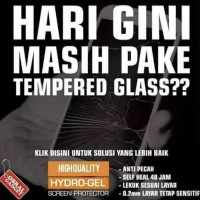 Hydrogel Screen Protector Anti Gores hidrogel nokia Lumia 530