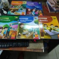 tematik kls 6 semester 2 yudistira 5 buku
