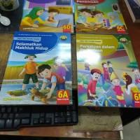 tematik kls 6 semester 1 yudistira sepaket 4 buku
