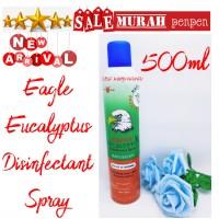 Cap Lang Eagle Eucalyptus Disinfectant Spray 500 ml / 500ml