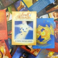 Spirit Massages Daily Guidance Oracle by John Holland