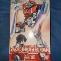 High Grade (HG) 1/100 Sword Impulse Gundam - Seed Destiny - Bandai