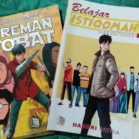 Komik PREMAN TOBAT Jilid 1 2 Belajar Istiqomah Buku Anak Islam Taubat