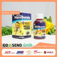 Walatra Hexabumin Asli - Supleman Penambah Nafsu Makan Anak