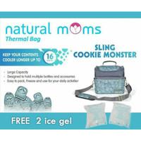 NATURAL MOMS Cooler Bag Thermal Bag Tas Pompa ASI
