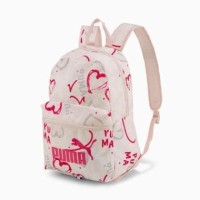 Tas ransel puma kids pink PUMA Phase Small Backpack
