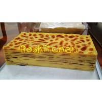 Kue Maksuba Ukuran Setengah Loyang Enak Khas Palembang