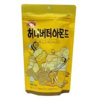 Murgerbond Honey Butter Almond 200gr . kacang almond korea