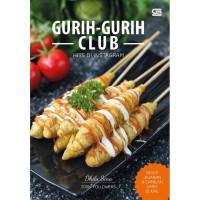 [Buku] Gurih- Gurih Club Hits di Instagram- Resep Jajanan & Camilan