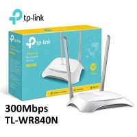 WIRELESS ROUTER TP-LINK WR840N 300MBPS