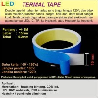 Thermal Tape 2 meter x 15 mm
