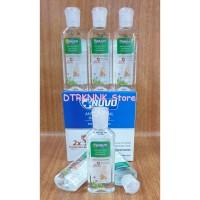 Hand Sanitizer Nuvo 85ml with Extra Moisturizer Spring Nature Hijau