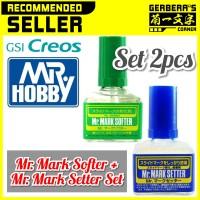 Mr Mark Softer + Mr Mark Setter Set - Mr Hobby