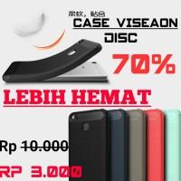 Viseaon Case Xiaomi Redmi Note 5A Prime Soft Back Carbon Fiber Casing
