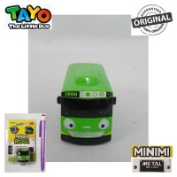 Original Tayo The Little Bus Minimi Rogi Metal Die Cast TYX-219011