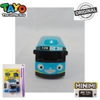 Original Tayo The Little Bus Minimi Tayo Metal Die Cast TYX-219009