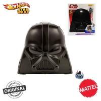 Hot Wheels Mattel Star Wars Darth Vader Play Case Store & Go Battle