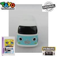Original Tayo The Little Bus Minimi Bong Bong Metal Die Cast TYX219013