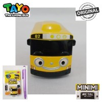 Original Tayo The Little Bus Minimi Lani Metal Die Cast TYX-219012