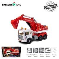 Daesung Toys Truck Power Shovel DS-956-1 Truck Excavator Truk Korea
