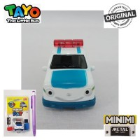 Original Tayo The Little Bus Minimi Pat Metal Die Cast TYX-209014