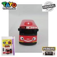 Original Tayo The Little Bus Minimi Gani Metal Die Cast TYX-219010